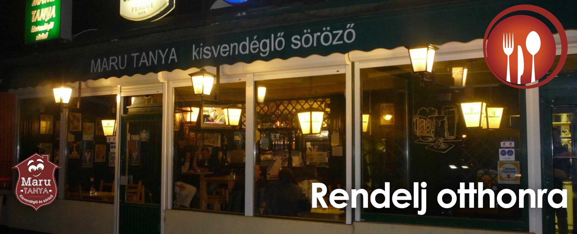 Maru Tanya étel házhozszállítás Zugló Budapest
